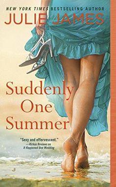 SUDDENLY ONE SUMMER by Julie James   Kirkus #kickupyourheels #kuyh