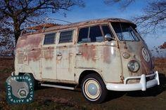 t1 spijlbus camper 1964 wit - Google zoeken