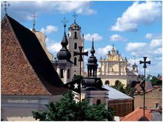 Vilnius is the largest city of Lithuania and also its capital.