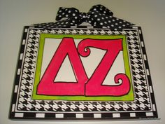 cute site for sorority bedding and decor. might have to keep this in mind for the future.