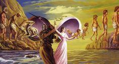 Sendero de Iluminación: LA REENCARNACIÓN La reencarnación es un proceso de renacimiento. Con cada nueva muerte llega un nuevo nacimiento y la apertura de un capítulo nuevo en la interminable historia de la vida.