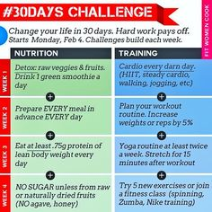 .@mankofit | #30days Nutrition  Training Challenge - Lets go!! #REPOST and share wid... | Webstagram - the best Instagram viewer