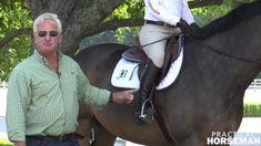 Training Tips with Frank Madden: Rider Position. Top Equitation/Hunter/Jumper Trainer Frank Madden explains correct rider position.