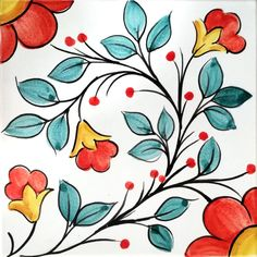 Colorful Decor, Rooster, Curtains, Shower, Amalfi Coast, Prints, Painting, Craft, Hand Painted Pottery
