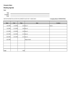 Team Meeting Agenda Template  Office Templates    Template