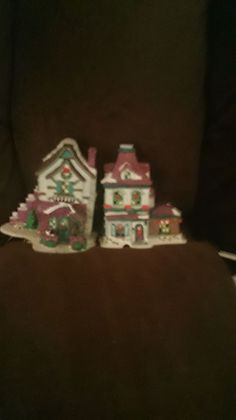 Christmas lighted houses in knickknackitis' Yard Sale in Marietta , GA for $10.00. Christmas houses that light up. Start your Christmas village now