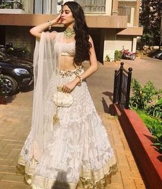 While Sonam Kapoor looked radiant in her bridal ensembles, here are the list of the Best Sonams Wedding Sister Of The Bride Looks from Rhea, to Jhanvi, Jhushi, Anshula and Shanaya Kapoors outfits. Indian Bridal Wear, Indian Wedding Outfits, Indian Outfits, Mehndi, Henna, Indian Attire, Indian Ethnic Wear, Pakistani Dresses, Indian Dresses