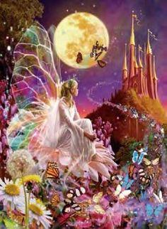 Fairy of butterflies ♥