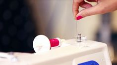 Learn How to Wind a Bobbin Quickly--It's Sew Easy!