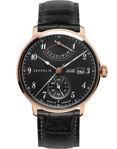Zeppelin Watch Hindenburg ED. 1 Mens- 70642 Watch Available to buy online. Timeless Elegance, Timeless Beauty, Zeppelin Watch, Bb Shop, Latest Jewellery, Automatic Watch, Luxury Watches, Omega Watch, Watches For Men