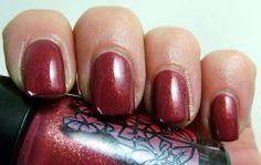 Catrice Viennart Limited Edition - ARTful Red - PolishKaleidoscope