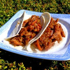 One Perfect Bite: Frugal Foodie Friday - Slow Cooker Moo Shu Pork