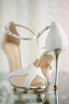 67781297ec54 See more. Featured Photographer  Justin DeMutiis Photography  Wedding shoes  idea. Beaded Starfish