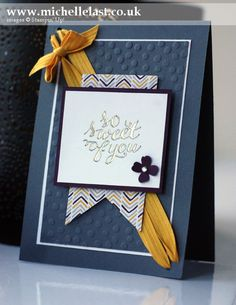Hello There (hostess stamp set avail. 6/2/14 through 6/2/15) stamps from Stampin Up by Michelle Last