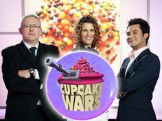 """Cupcake Wars"", I like watching this show."