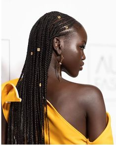 """Adut Akech at the Australian Fashion Laureate Awards "" Hair Afro, Curly Hair Styles, Natural Hair Styles, Black Girl Aesthetic, Beautiful Black Girl, Brown Skin Girls, Dark Skin Beauty, African Beauty, Black Women Hairstyles"