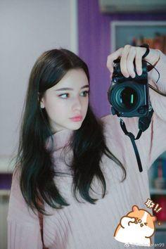 Cute Beauty, Beauty Full Girl, Beauty Women, Beautiful Girl Photo, Cute Girl Photo, Girl Face, Woman Face, Korean Girl Photo, 168