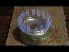 """Sensible Prepper Presents: """"How to Make a Penny Can Stove"""" It's easy and super inexpensive to make an Alcohol camping/Bug Out Stove out of 2 soda or beer can. Survival Tips, Survival Skills, Survival Stuff, Outdoor Survival, Soda Can Stove, Diy Rocket, Alcohol, Emergency Preparation, Rocket Stoves"""