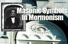 Some Mormons do not realize that their temple Endowment ceremony was copied directly from occultic rites in Masonry. The Mormon temple ceremony has no connection whatsoever with Christianity. On March 15, 1842, Joe Smith became an Entered Apprentice Mason, and the next day he became a Master Mason. The usual thirty-day wait between degrees was waived by Abraham Jonas, Grandmaster of the Illinois Lodge. Joe Smith admitted to being a Mason in his History of the Church (vol. 4, p. 551)