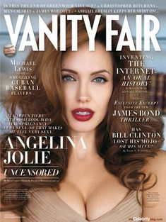 Vanity Fair - Angelina Jolie