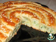 Кольцевой пирог ингредиенты