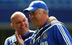 Ray Wilkins and Carlo Ancelotti - a great double from a top team Chelsea Football, Chelsea Fc, Football Fans, Ray Wilkins, Carlo Ancelotti, Europa League, Fa Cup, Uefa Champions League, West London