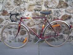 More Photo→  http://on.fb.me/WUVINt http://www.facebook.com/frunno                                   e-mail :frunno@live.jp                          #FRUNNO #Vintage #Bicycle #Peugeot  #France #Paris #Velo