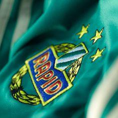 Rapid Wien Sports Stars, Soccer, History, Logos, Green, White People, Football Soccer, Futbol, Historia