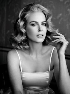 Nicole Kidman by Patrick Demarchelier for Vanity Fair 2013 #photography