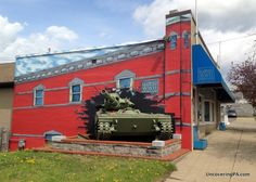 The Surprisingly Amazing Eldred World War 2 Museum in Eldred PA.