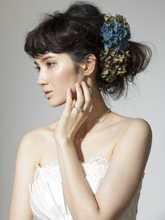 bride's styling | faccie 二法田サトシ ブライダル Hair & Make