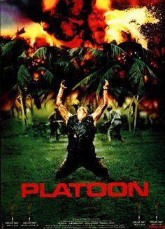 Pelotón (Platoon), 1986.