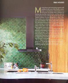 aluminium tile splashback - google search | kitchen splash backs