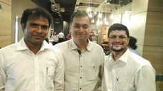 With Dr Anand Ramamurthy n Veera
