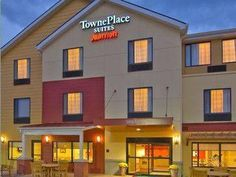 Ann Arbor (MI) TownePlace Suites Ann Arbor South United States, North America TownePlace Suites Ann Arbor South is perfectly located for both business and leisure guests in Ann Arbor (MI). The hotel offers guests a range of services and amenities designed to provide comfort and convenience. Free Wi-Fi in all rooms, family room, pets allowed are there for guest's enjoyment. Guestrooms are fitted with all the amenities you need for a good night's sleep. In some of the rooms, gue...