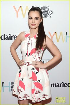 victoria justice simone biles stun at young womens honors 02