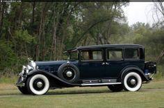 1931 Cadillac 452A Formal Limousine