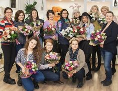 Cel mai complex program de training in domeniul floristicii obtine recunoasterea AIFFR Bridesmaid Dresses, Wedding Dresses, Fashion, Lawn, Plant, Bridesmade Dresses, Bride Dresses, Moda, Bridal Gowns