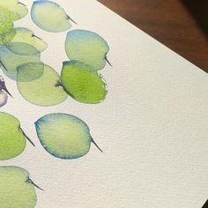 Watercolor Art Lessons, Watercolor Paintings For Beginners, Watercolor Video, Watercolor Techniques, Watercolor Artists, Step By Step Watercolor, Watercolor Lettering, Watercolor Flowers Tutorial, Watercolour Tutorials