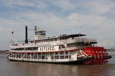 The Riverboat Natchez