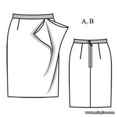 free pattern, юбка, выкройки юбок, pattern sewing, ЮБКИ, выкройки скачать, шитье, готовые выкройки, выкройки бесплатно