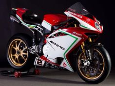 MV AGUSTA F4 RC SUPERBIKE 2015 The dealership has one down the street it is as awesome as it looks