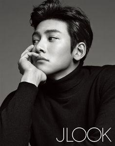 Ji Chang Wook - JLook Magazine December Issue '16