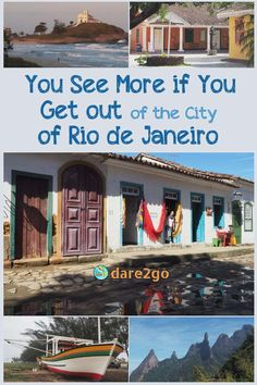 You see more once you get out of the city of Rio de Janeiro. Just within the…