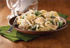 Campbell's Chicken & Broccoli Alfredo Recipe
