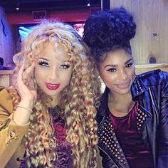Black Beauty MakeUp Guru Jadahdoll Itsmyrayeraye Flawless OMG!!!!!!!!!!!!!!!!!