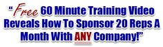 How to sponsor quality distributors into your mlm business