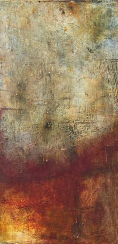 Abide with Me by vicky pinney Oil ~ 10 x 20