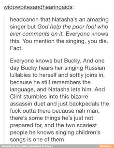 Image result for bucky headcanons