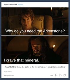"""But it's not like Thorin could really help it. 